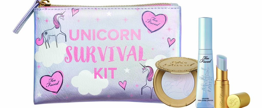 Praise the Lord! Too Faced Is Launching a Unicorn Survival Kit For Holiday 2017!