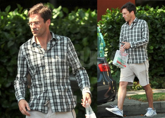 Photos Of Jon Hamm Looking Hot And Casual After The Emmys -1429