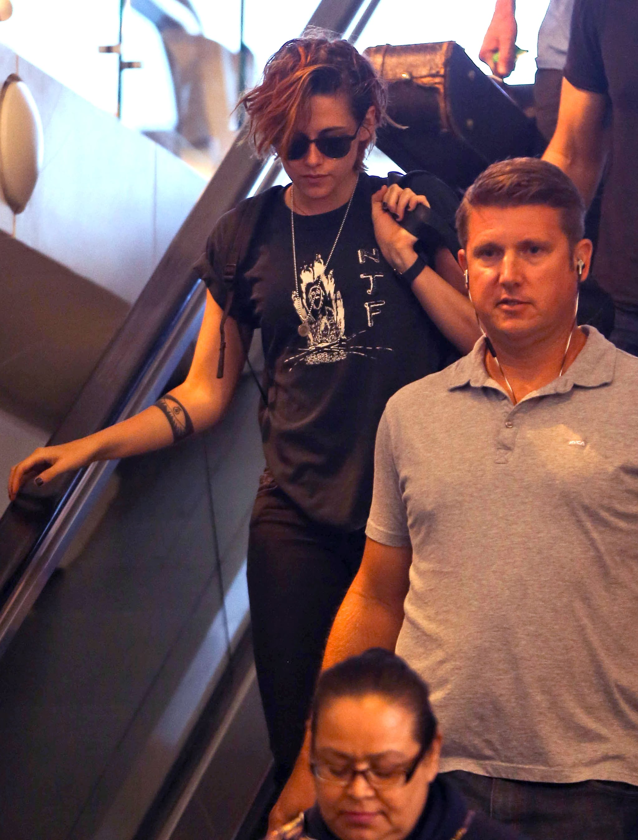Kristen Stewart Catches the Travel Bug Again