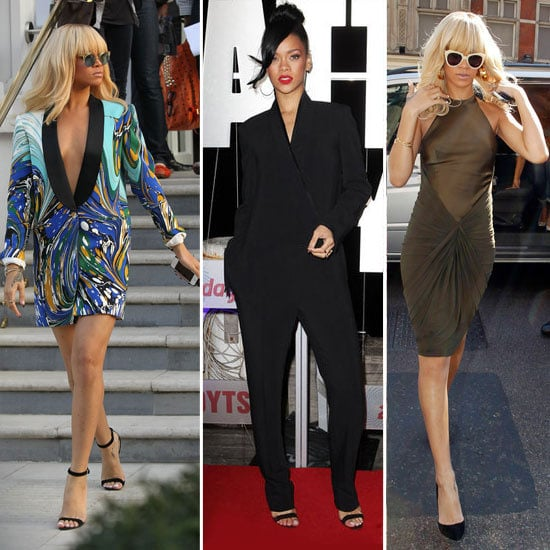 Rihanna's Style Evolution: See Her Chic Transformation in Givenchy, Giorgio Armani, Stella McCartney & more!