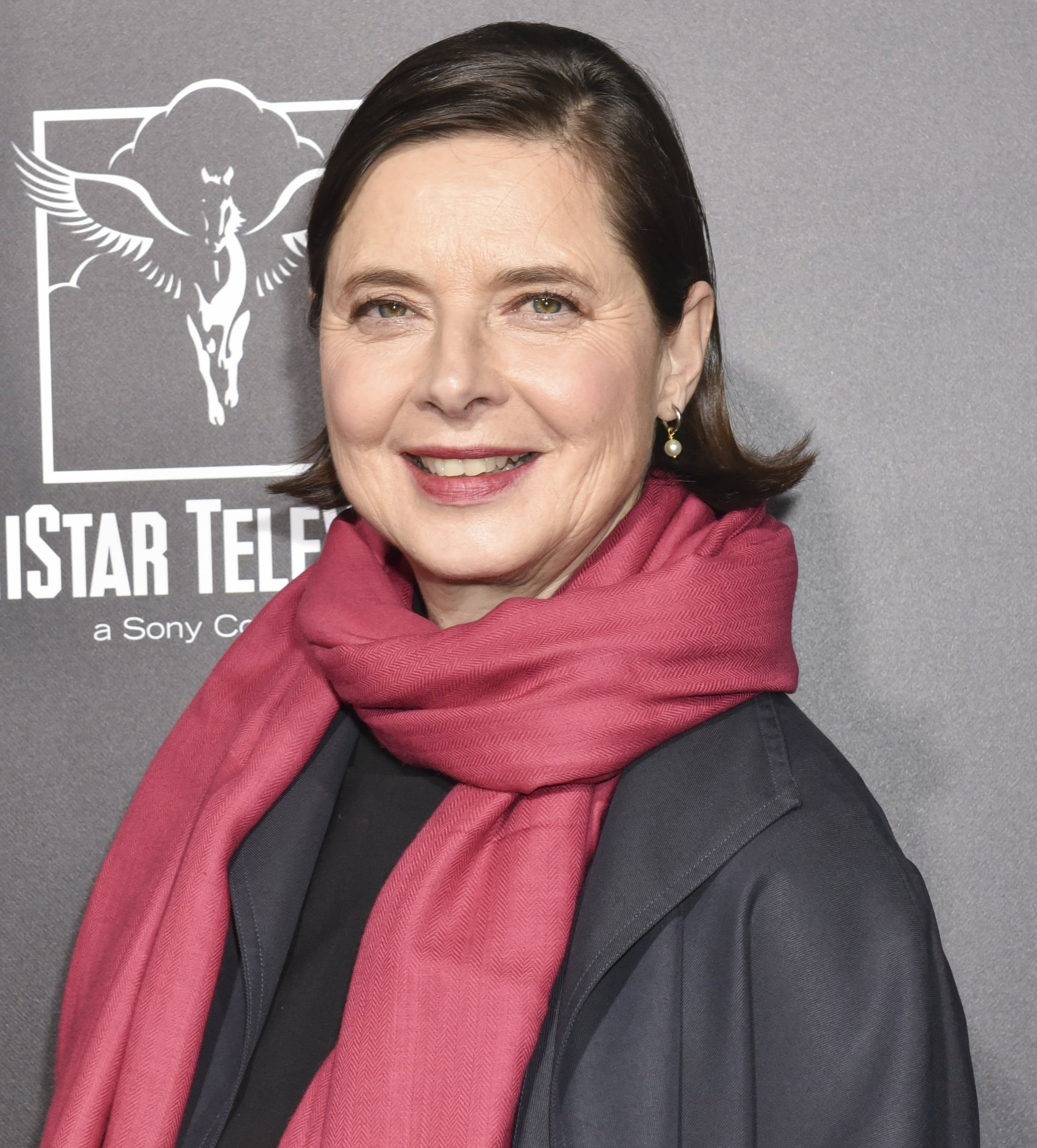 HOLLYWOOD, CA - DECEMBER 01:  Actress Isabella Rossellini attends  the premiere of Hulu's
