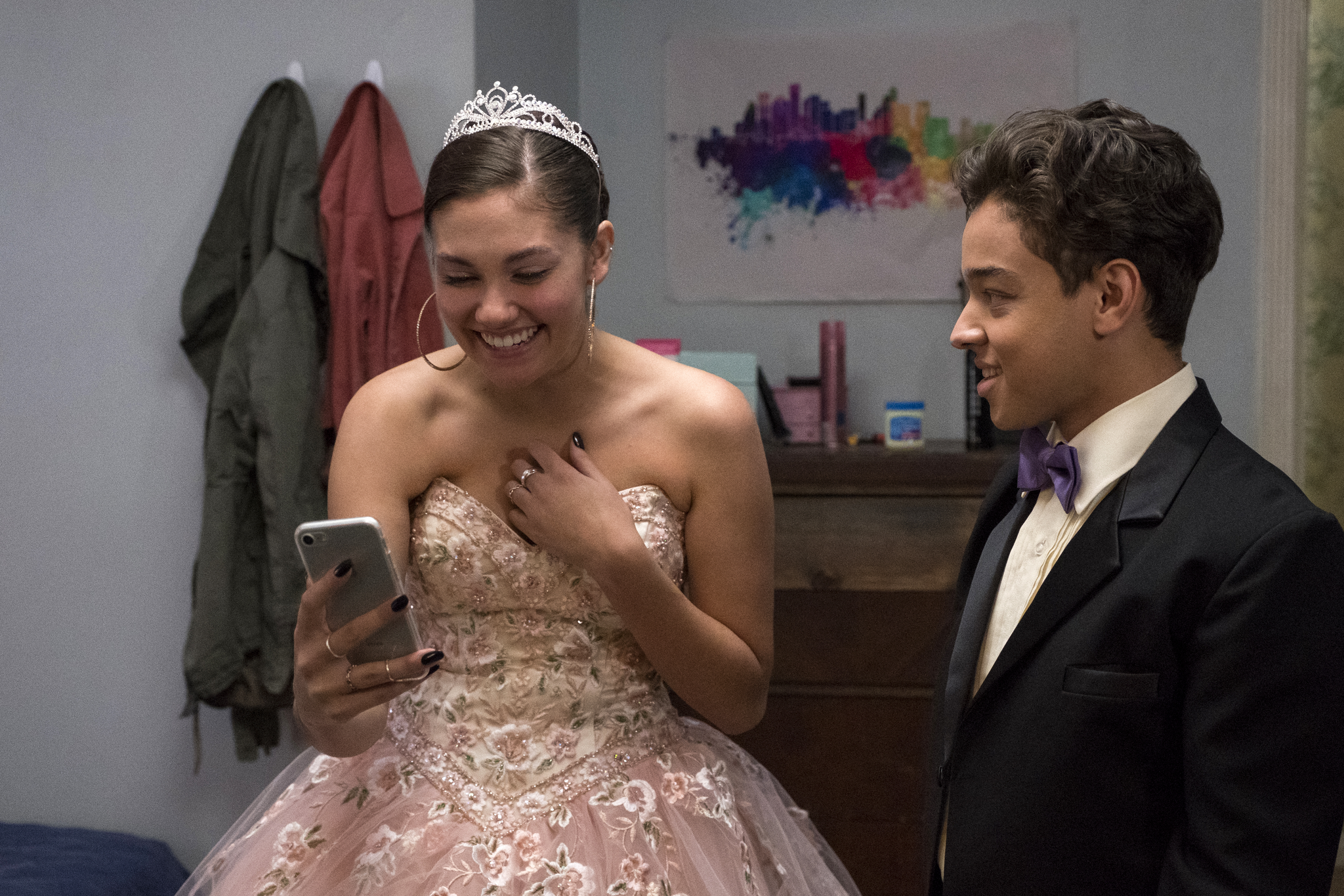 e168418d777 Any fan of Netflix s original teen dramedy On My Block is definitely having  a moment right now. After months of waiting for news on the show s season  two ...