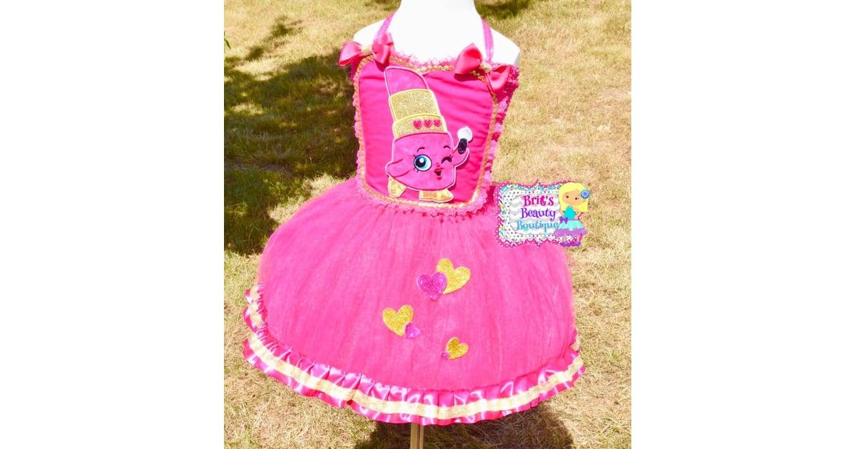 1cd8c685d0 Shopkins Lippy Lip Tutu Dress
