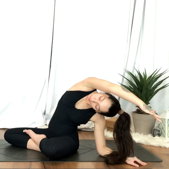 5-Minute Yoga Flow For Back Tension From Yoga With Bird
