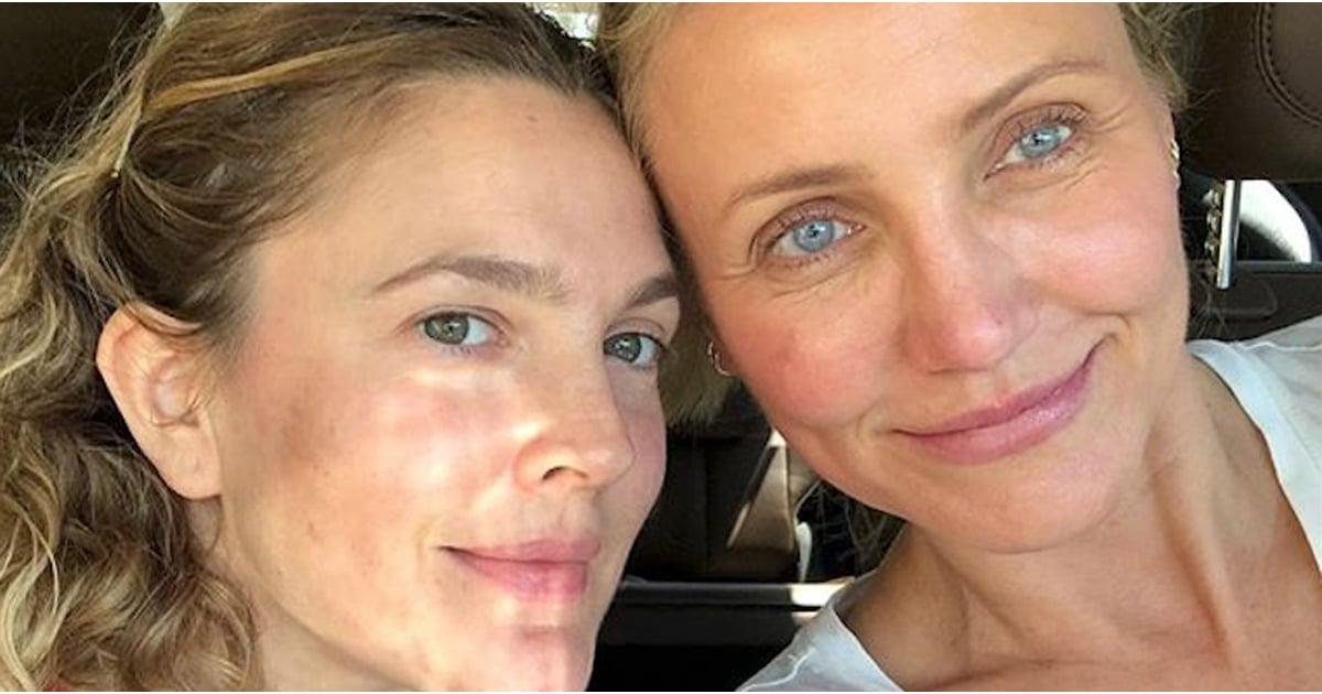 Drew Barrymore and Cameron Diaz's Instagram Photo July ... Cameron Diaz Instagram