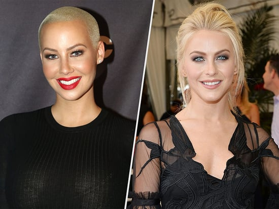 Amber Rose Felt 'Body Shamed' By DWTS Judge Julianne Hough: 'My Body Made Her Uncomfortable'