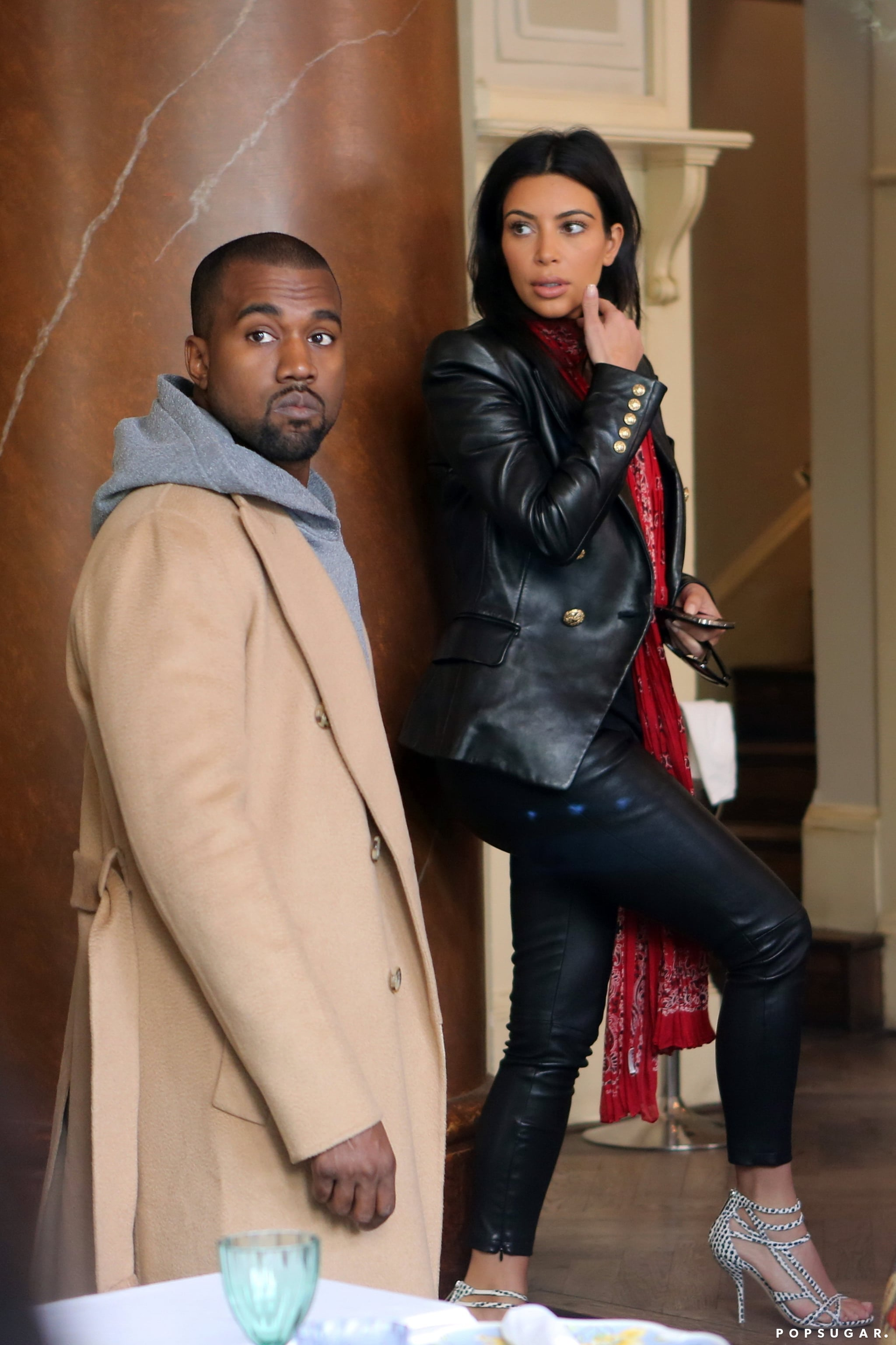 Kim and Kanye's Honeymoon Is a Lot More Low-Key Than Their Wedding