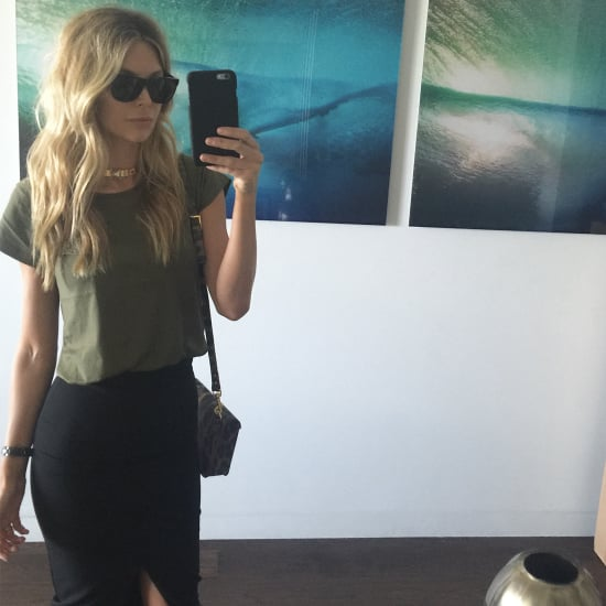 Jennifer Hawkins Day in the Life