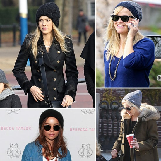 Check out the nine celebrity reasons you should invest in a beanie for Winter.