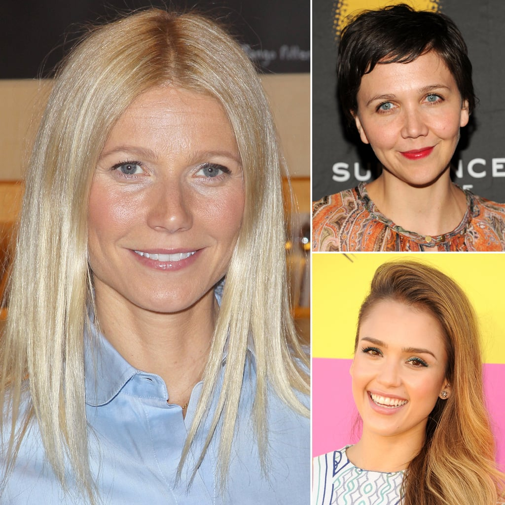 Celebrities' Favorite Eco Beauty Brands