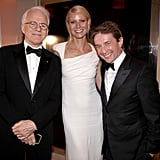 Steve Martin, Gwyneth Paltrow, and Martin Short