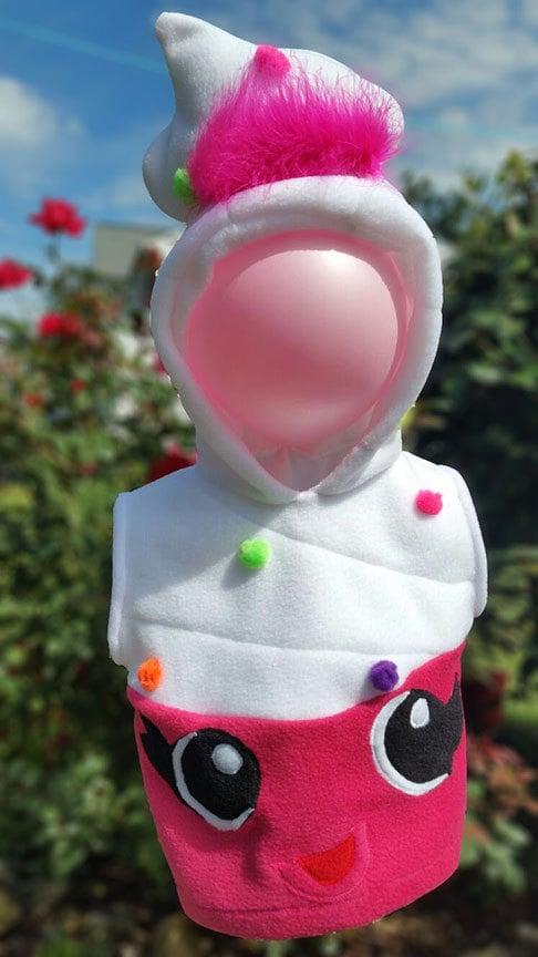 Shopkins Cupcake Hoodie