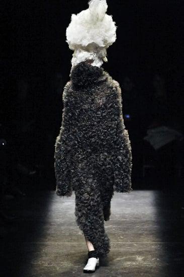 Paris Fashion Week: Comme des Garçons Spring 2009