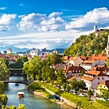 Ljubljana, Slovenia, will be the next Croatia