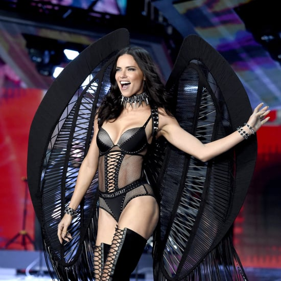 Adriana Lima Victoria's Secret Fashion Show 2017