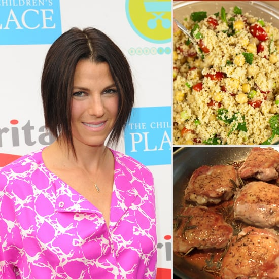 Dinnertime Crunch: Jessica Seinfeld's Quick Chicken and Couscous