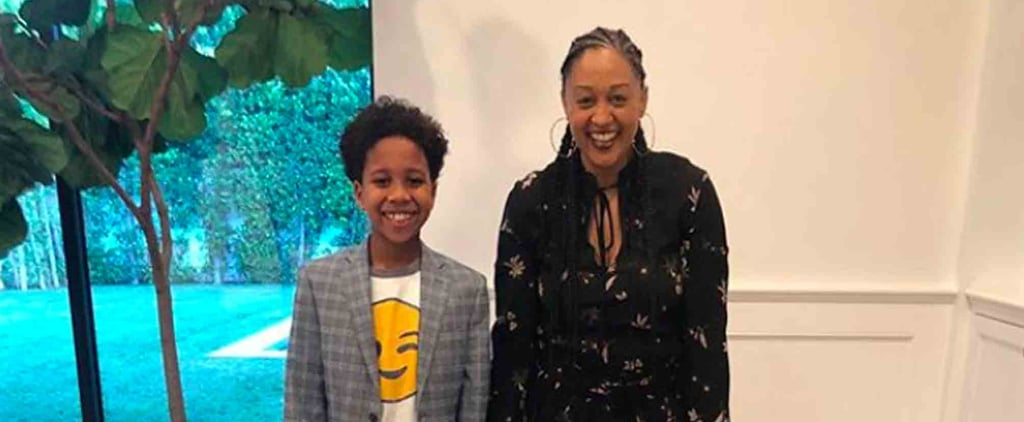 Tia Mowry on Mom Guilt and Getting Kids to Eat Vegetables