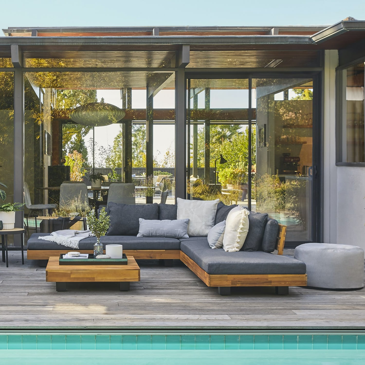 The Most Comfortable Outdoor Furniture Popsugar Home