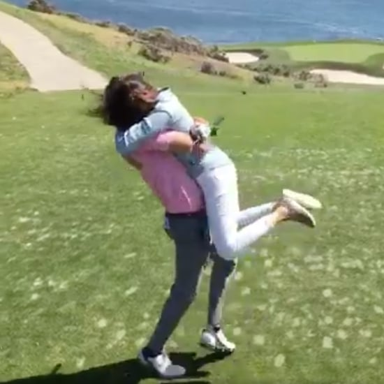 Golf Ball Gender Reveal Video