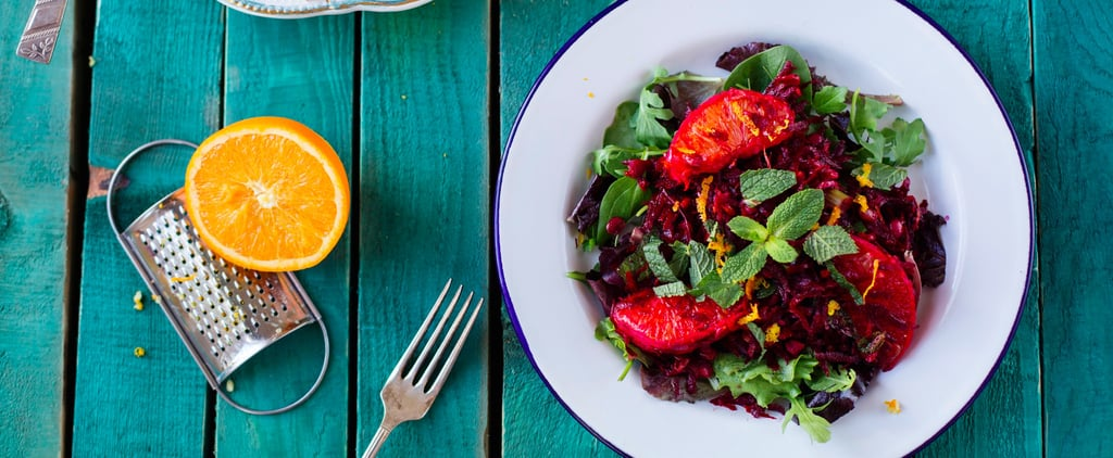 This Colourful Salad Belongs on Your Spring Menu