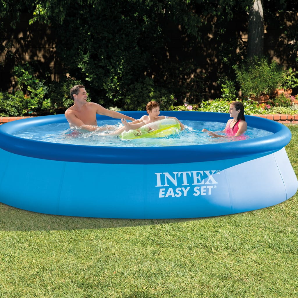 Best cheap swimming pool popsugar moms - How to make a cheap swimming pool ...