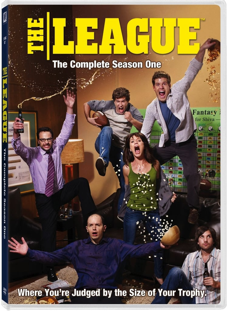 Complete Season One DVD ($20)