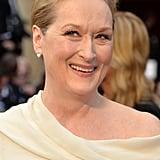 Meryl Streep at 2014 Oscars