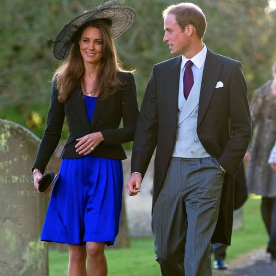Kate Middleton's Wedding Guest Dresses