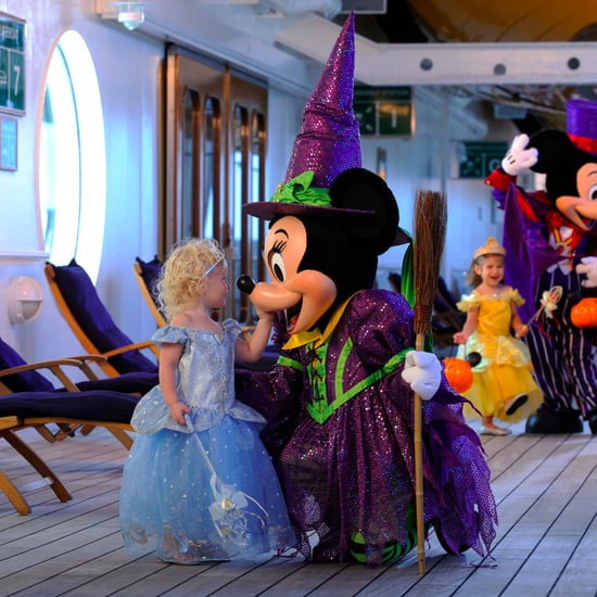 Disney Cruises Halloween on the High Seas 2017