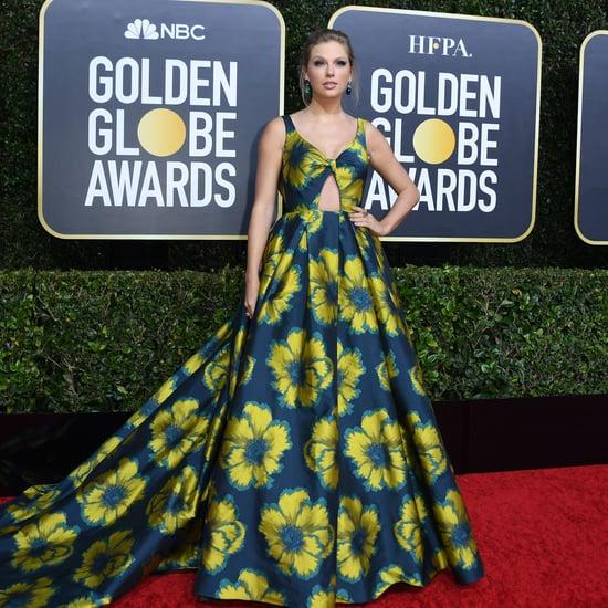 Memorable Golden Globe Awards Dresses