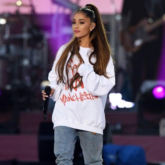Ariana Grande Sweetener Tribute to Manchester Attack Victims