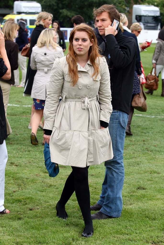 Every Girl Needs a Trench Coat in Her Wardrobe