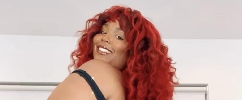 Lizzo's Now Has Curly Red Hair, and She Looks So Damn Good