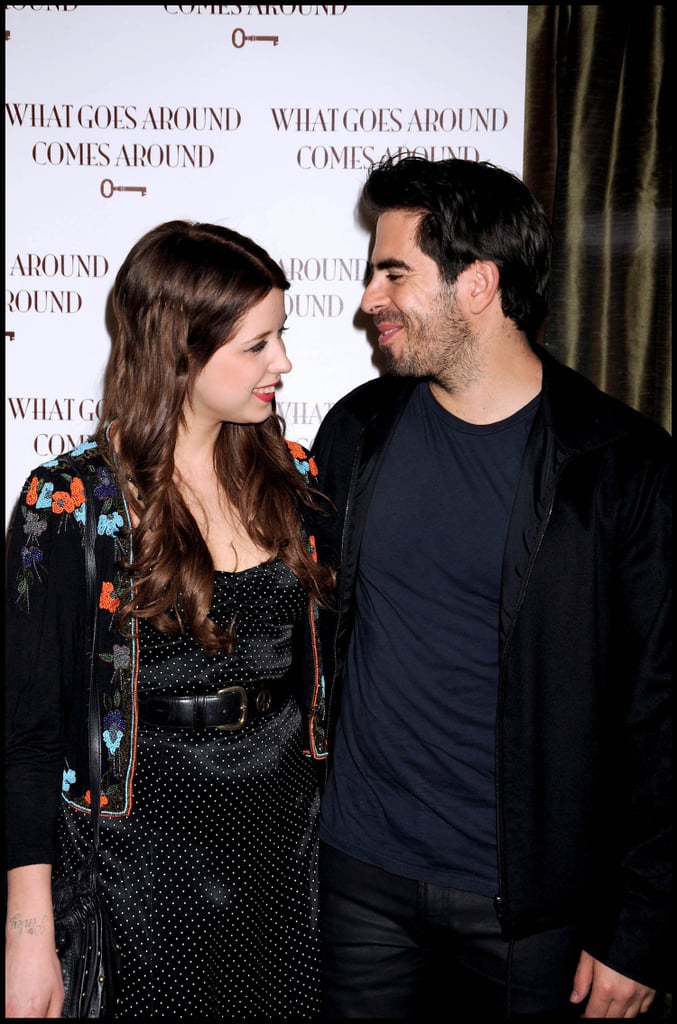 Its over peaches geldof and eli roth