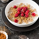 Chai Spiced Breakfast Quinoa