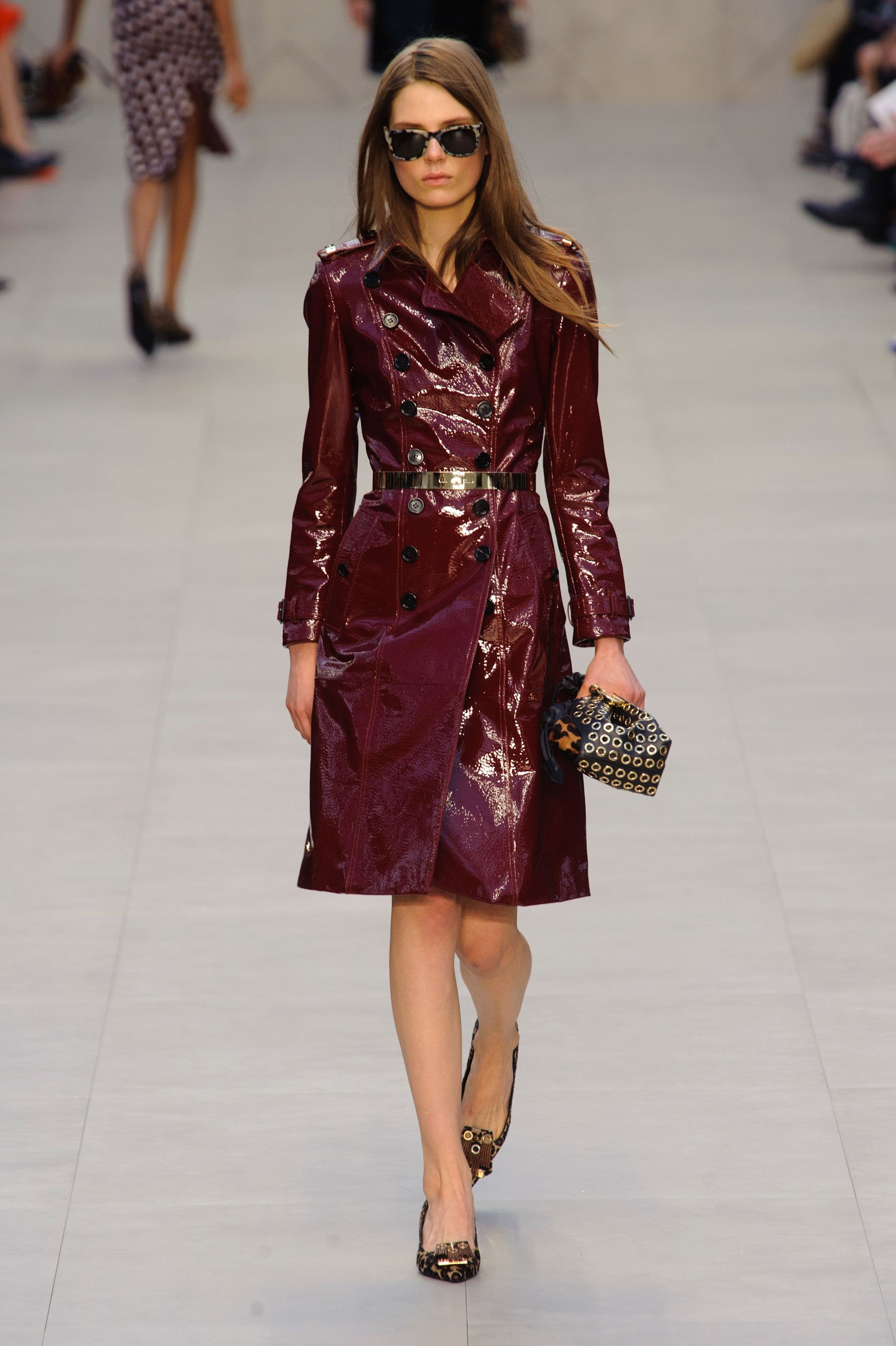Burberry Prorsum Fall 2013