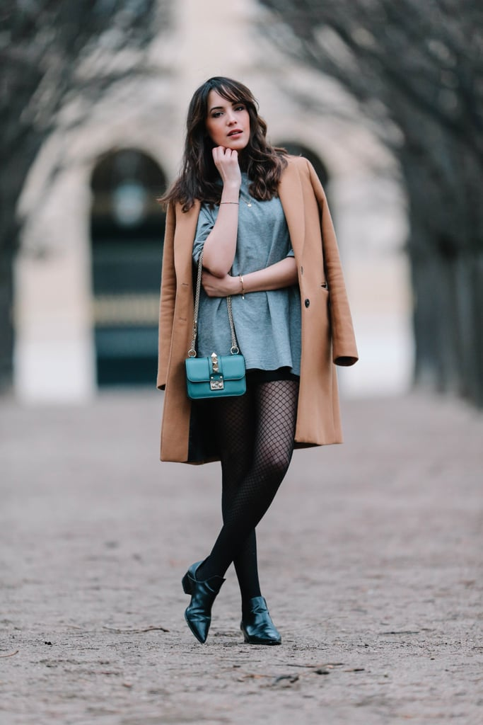 Stylish Ways to Wear Black Tights