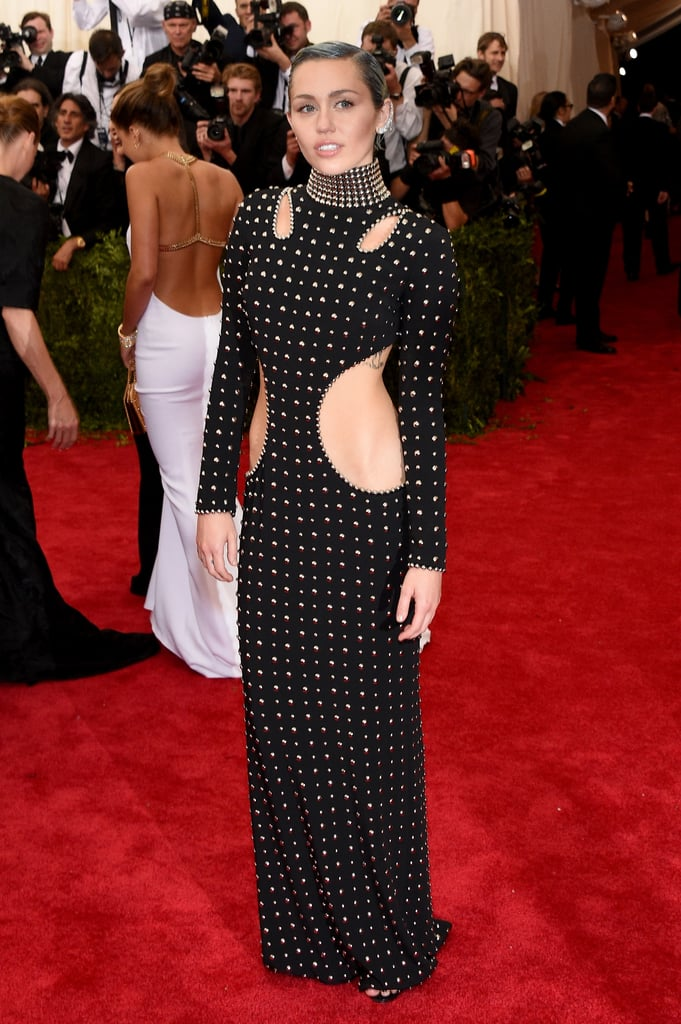 Miley Cyrus at the Met Gala 2015   Pictures