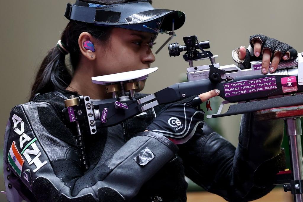 Avani Lekhara First Indian Woman Win Gold 2021 Paralympics