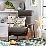 Stone & Beam Clayton Reclining Contemporary Fabric Living-Room Chair