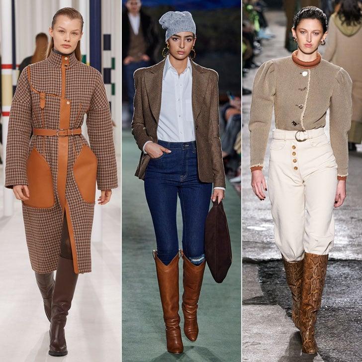 Fall Fashion Trends 2020: Modern Equestrian