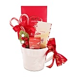Alder Creek Gifts Lindt Winter Mug Christmas Gift Basket