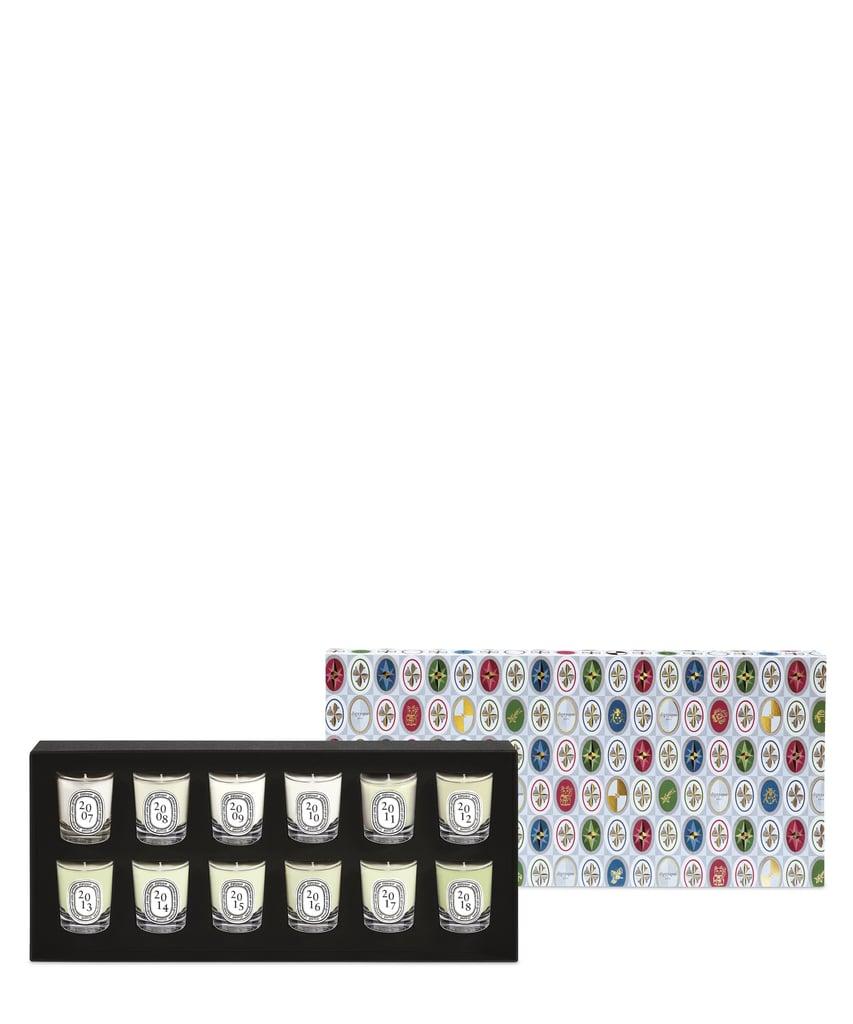 Diptyque 12 Mini Candle Set