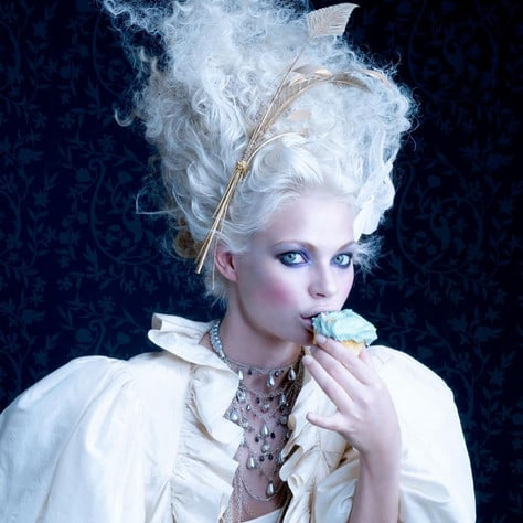 Marie Antoinette Halloween Makeup Ideas