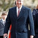 الأشخاص: الأمير أندرو