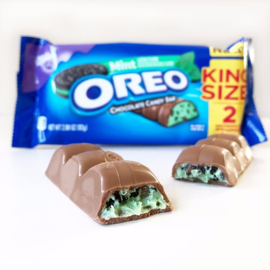 Oreo Mint Flavored Chocolate Candy Bar Review