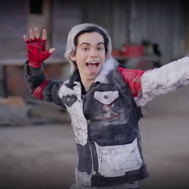 Disney Channel Tribute To Cameron Boyce Video Popsugar Entertainment