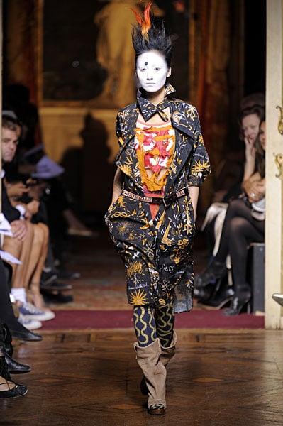 Vivienne Westwood Spring 2010