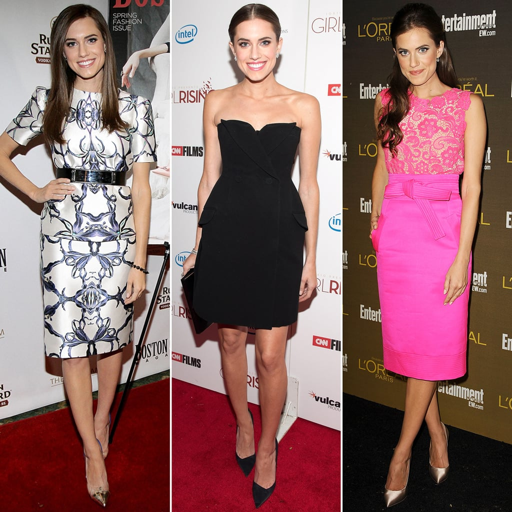 18 Reasons Why We Love Allison Williams's Feminine-Meets-Sleek Style