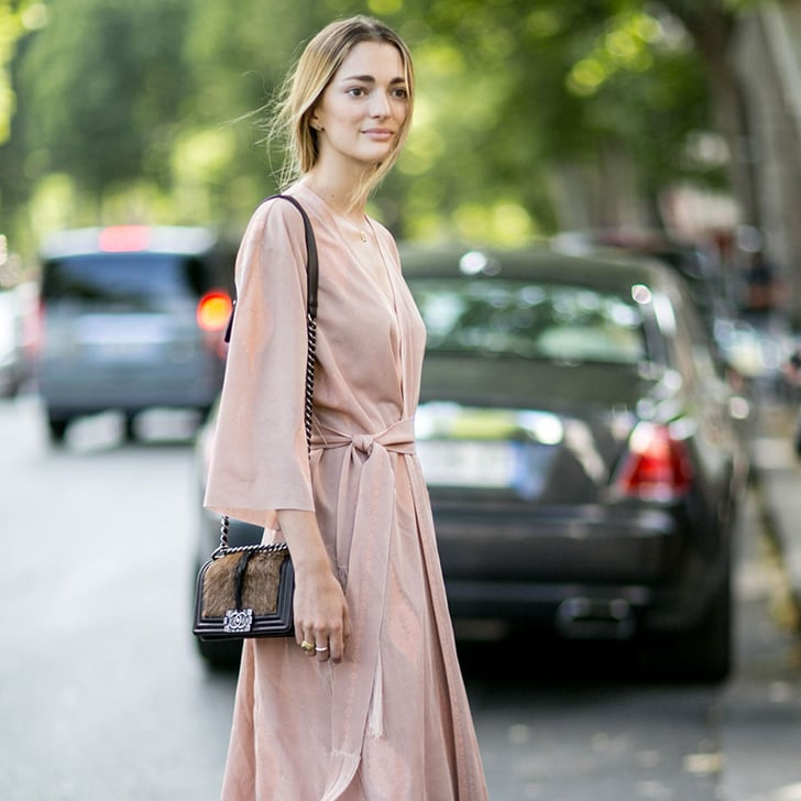 Street Style at Paris Haute Couture Fashion Week 2015